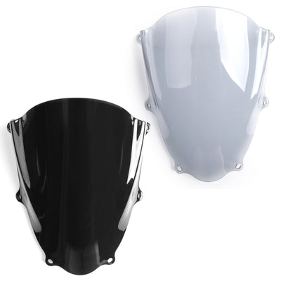 ABS Plastic Motorcycle Windshield Windscreen For Suzuki GSXR 1000 K17 2017-2018