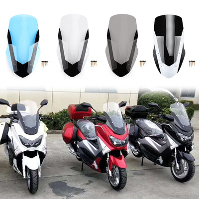 ABS Windscreen Windshield Deflector For Yamaha 2016-2018 NMAX155 N-MAX 125