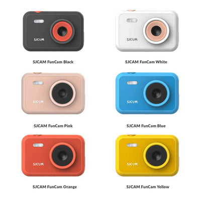 SJCAM FunCam Kids Digital Action Camera with HD Video Photos