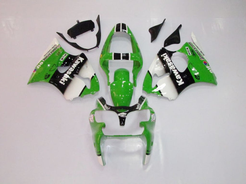 Bodywork Fairing ABS Injection Molded Plastics Set For ZX6R 636 (2000-2002) 17 Color Generic