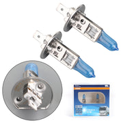 Pair Osram H1 TRUCK X Lamps Bulbs Head Lamp 24V100W P14.5S 62241TX Up To 4000K