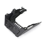 Engine Chassis Guard Skid Plate Fit for Yamaha MT-07 14-2020 XSR700 18-2020 Generic