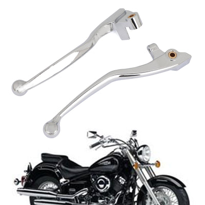Brake Clutch Levers for Yamaha Dragstar XVS400 1996-2002 XVS650 1997-2002