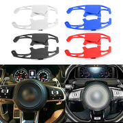 Pair Steering Wheel Shift Paddle Extension For VW Golf MK7 TSI GTI R Scirocco