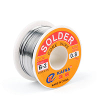 Sale High Quality 0.8mm 100g 63/37 Tin lead Rosin Core Solder Wire Soldering Welding Flux 2% Reel Welding Promotion