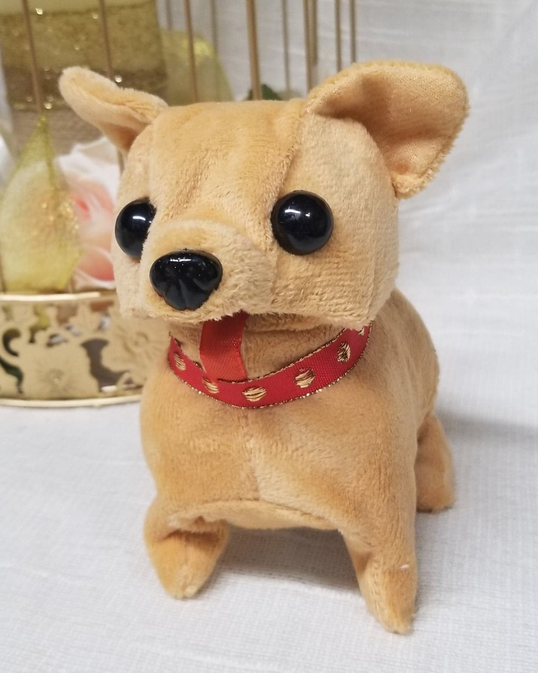 Chihuahua Walking Toy