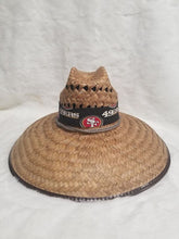 fan straw hat - 49rs