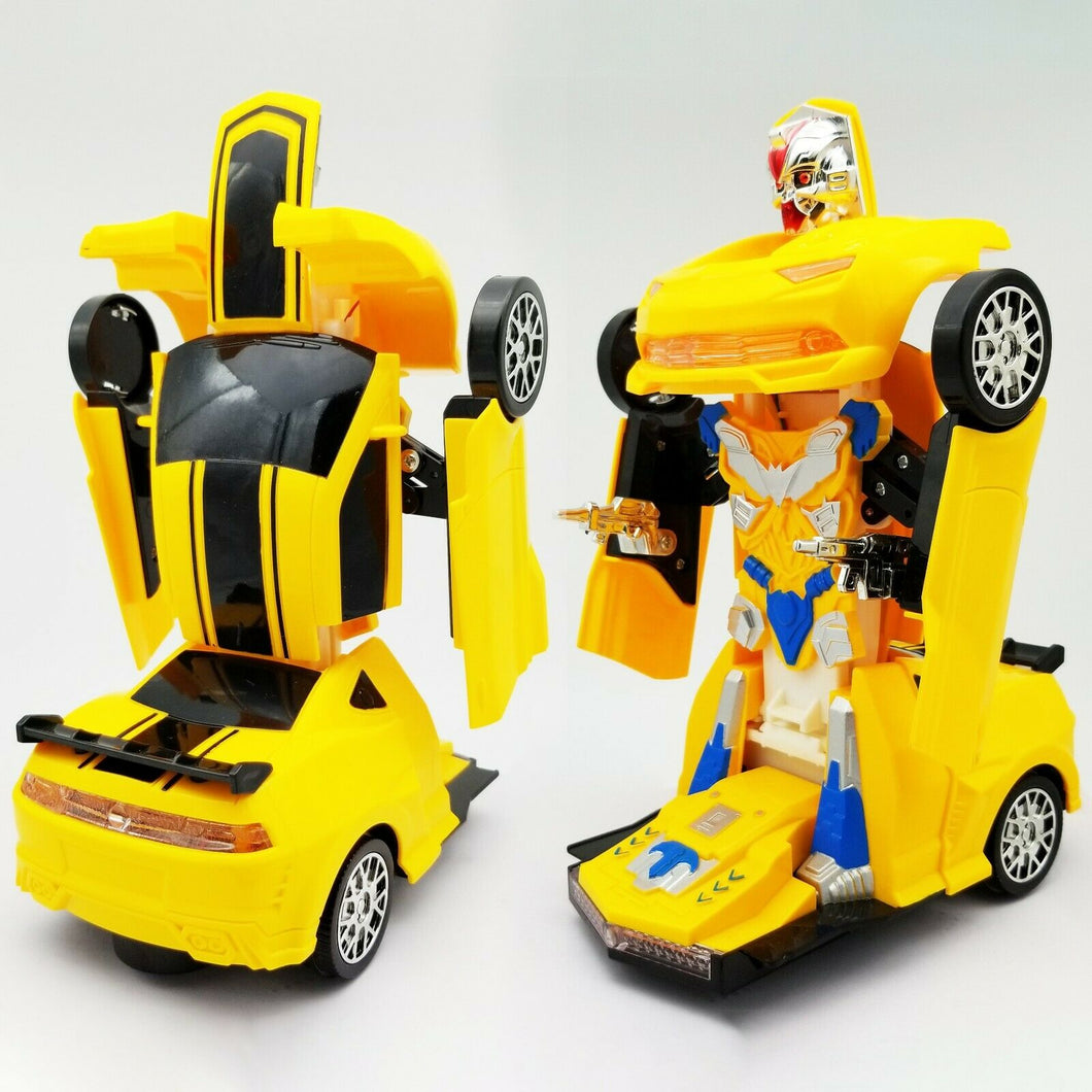 Bumble Bee transformer toy