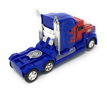 Optimus transformer toy