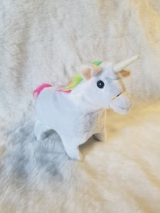 """Serenity"" walking unicorn toy"