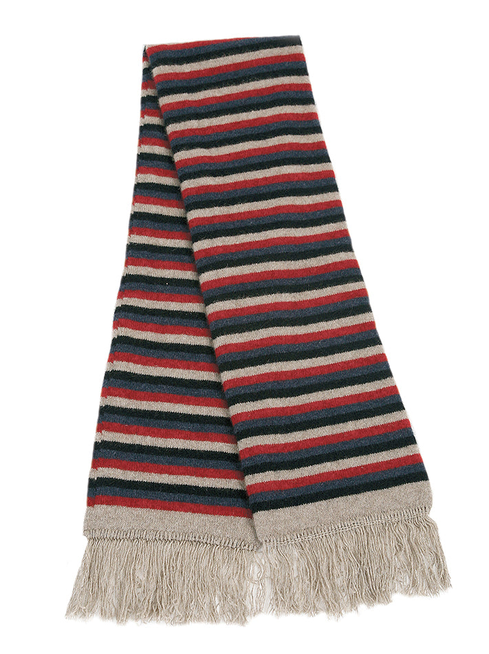 Lothlorian Multi Striped Scarf