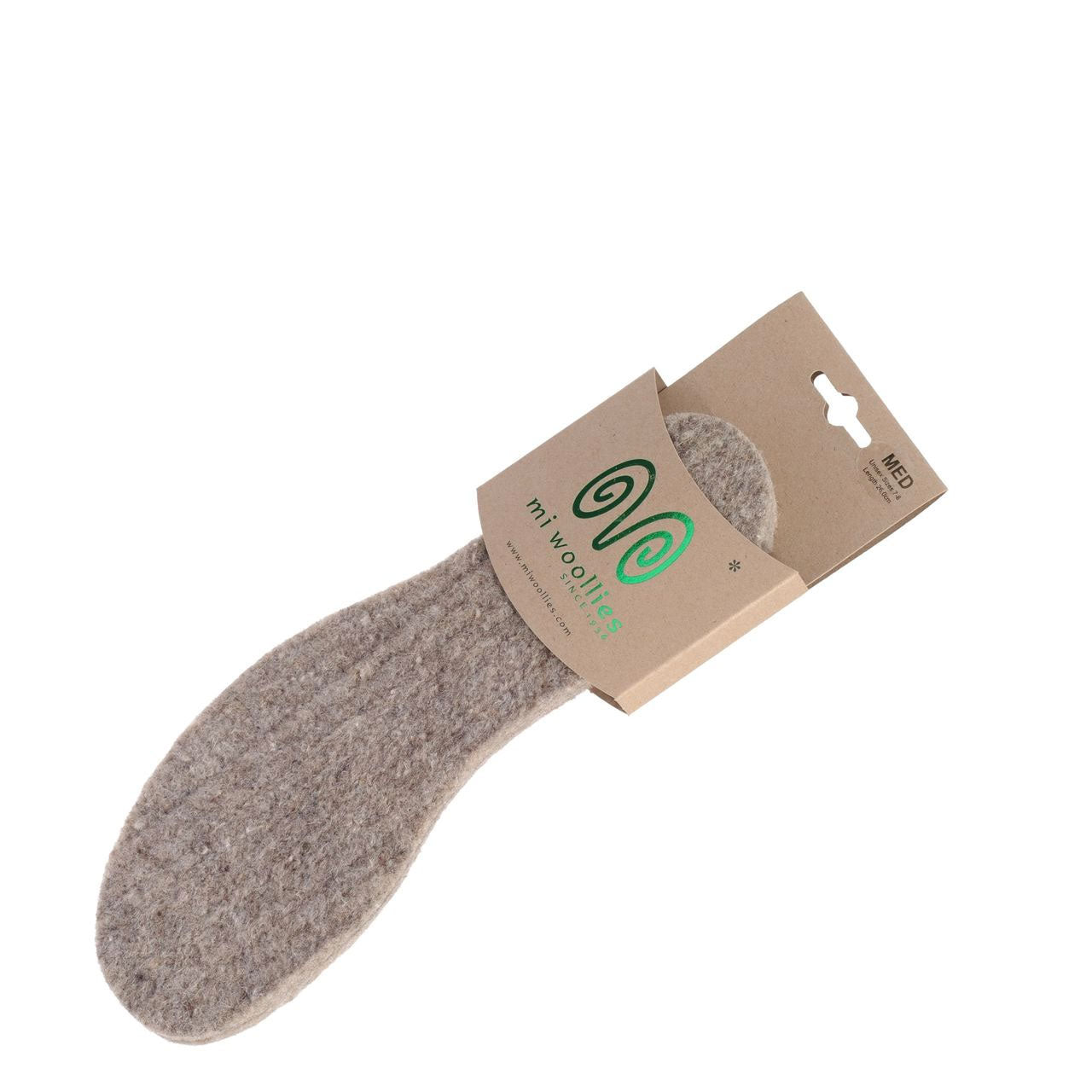 Mi Woollies Wool Needled Insoles