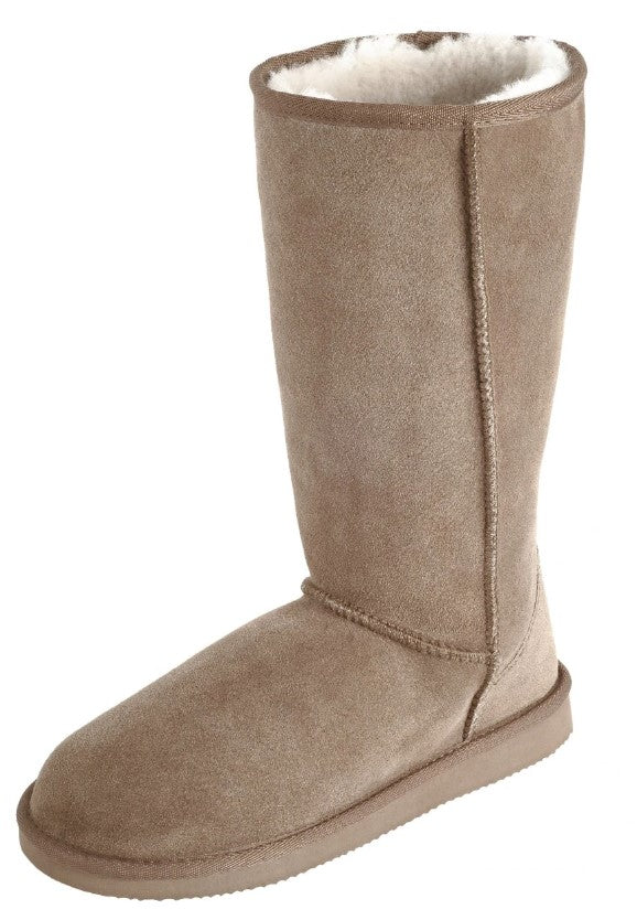 Mi Woollies Original Tall Sheepskin Ugg Boot