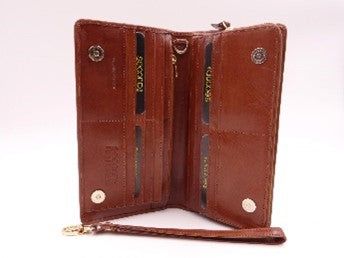 Second Nature - Pouch Wallet with Hand Strap