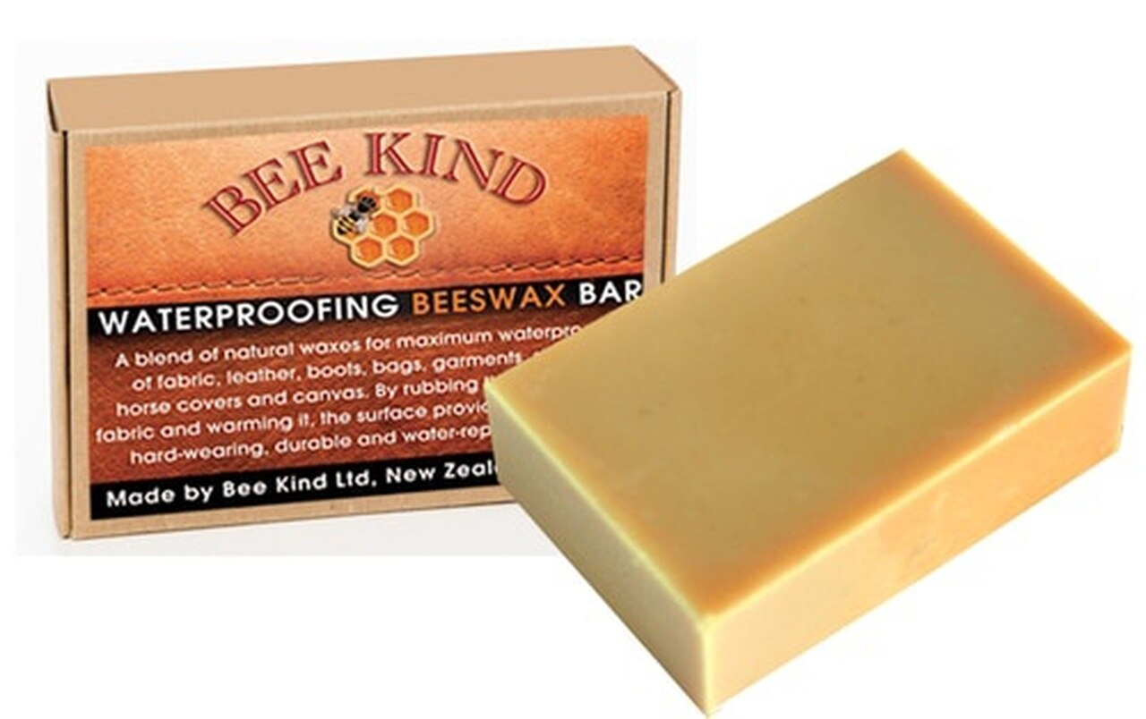 Bee Kind Beeswax Waterproofing Bar