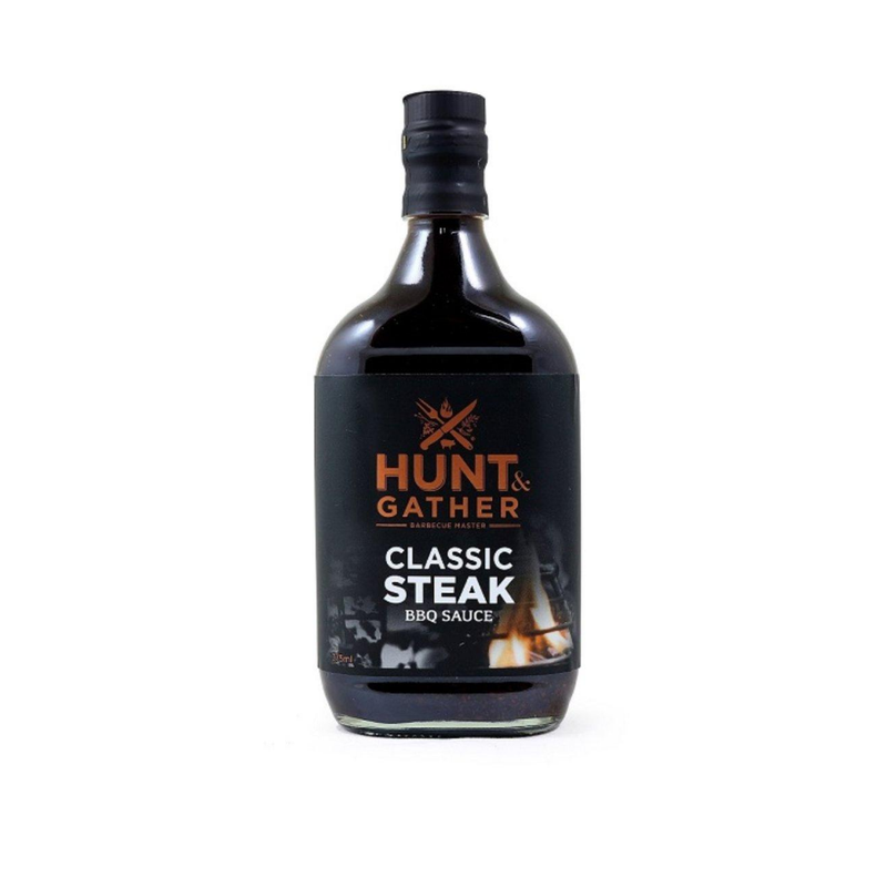 Hunt and Gather BBQ Sauce - Classic Steak