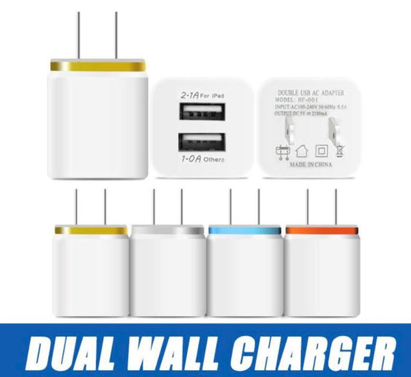 Dual USB Wall Charger-The Phonekings Inc.