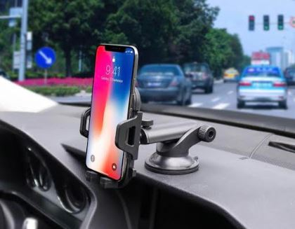 Suction Cup Car Mount