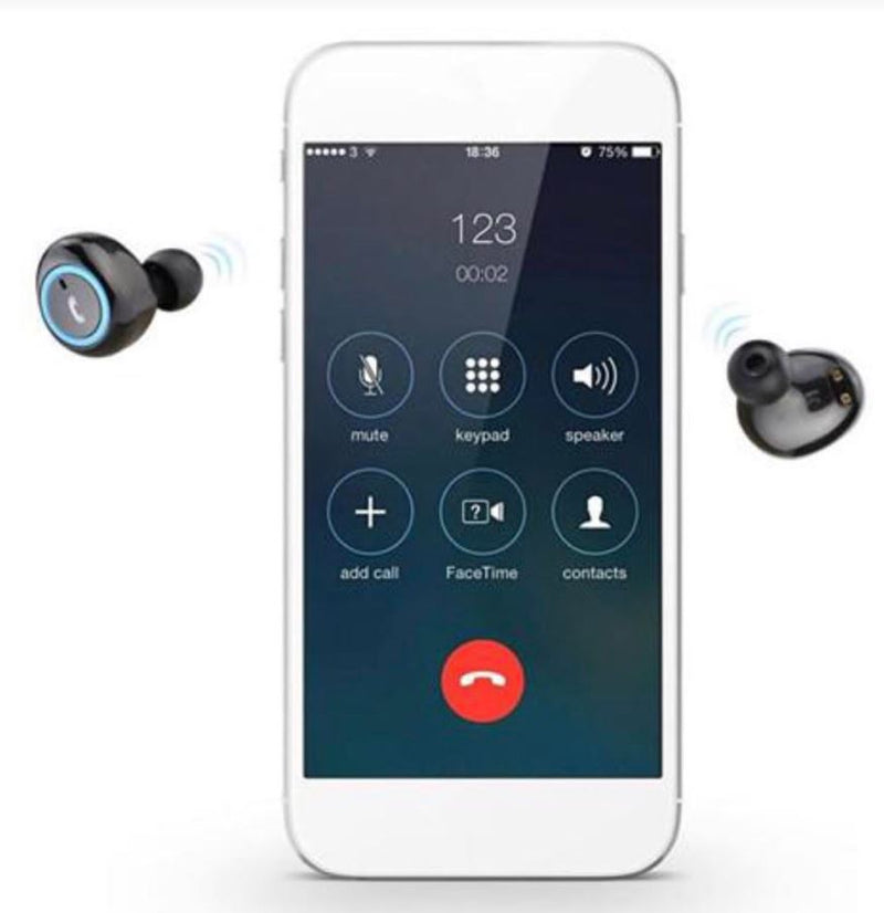 W1 Bluetooth Pods