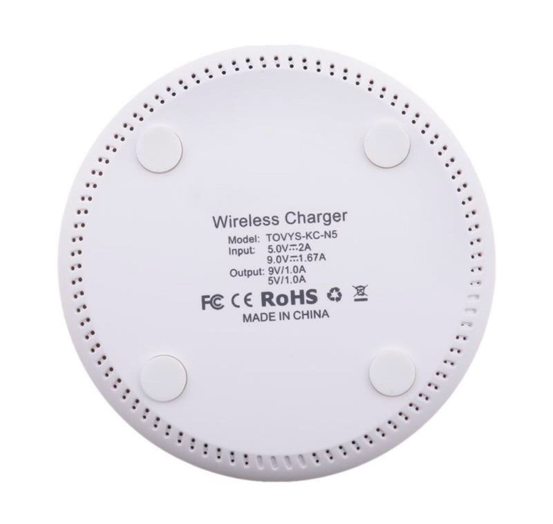 Fast Charge Wireless Charger-The Phonekings Inc.