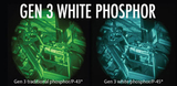 HP7-4G NVG - White/Blue Phosphor