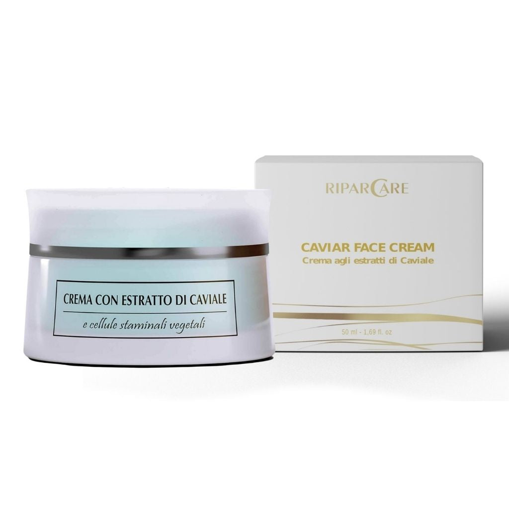 RiparCare Caviar Face Cream