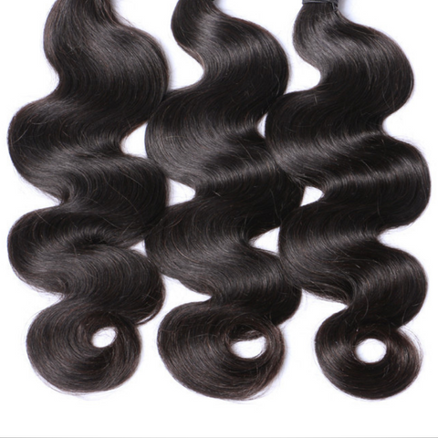 Virgin Diamond Body Wave Bundles