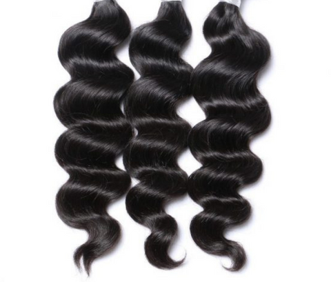 Virgin Princess Loose Wave