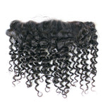 Virgin Lace Frontal -Deep Wave