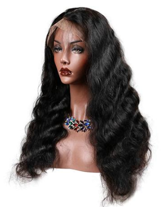 Body Wave Lace Frontal Wig Unit