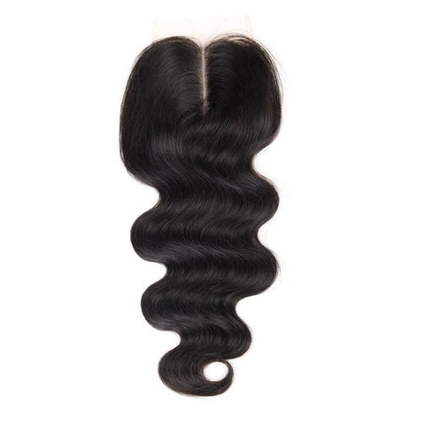 Virgin Lace Closure - Body Wave
