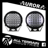 "AURORA 9"" R-SERIES DRIVING LIGHT"