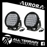 "AURORA 9"" R-SERIES DRIVING LIGHT - PAIR"