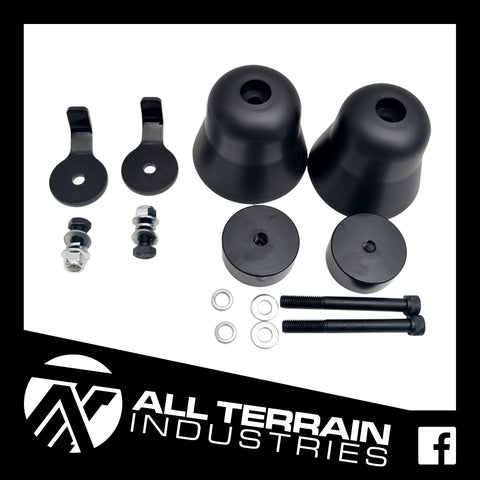 ATI DROP OUT CONE/COIL RETAINER KIT - NISSAN NAVARA D23 NP300 MERCEDES-BENZ X-CLASS 2015-CURRENT