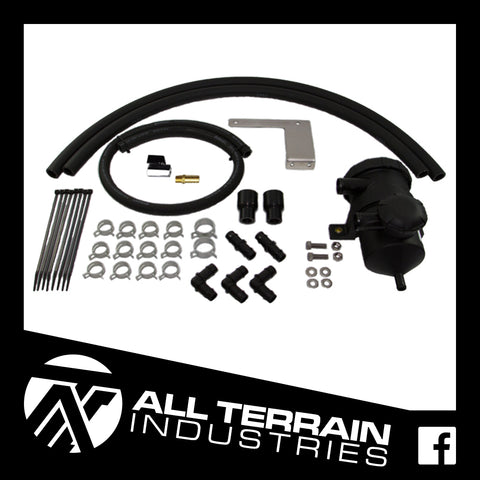 ***PREORDER*** ATI PROVENT OIL SEPARATOR/CATCH CAN KIT - NISSAN NAVARA NP300 2.3L