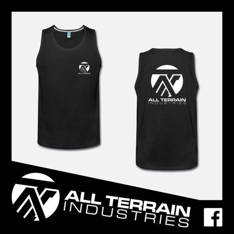 ATI 'DAY ONE' TANK - BLACK