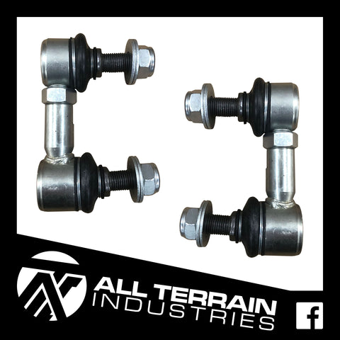 ATI ADJUSTABLE FRONT SWAY BAR LINKS - NISSAN NAVARA D40 D23 NP300 PATHFINDER R51 MERCEDES-BENZ X-CLASS 2005-CURRENT