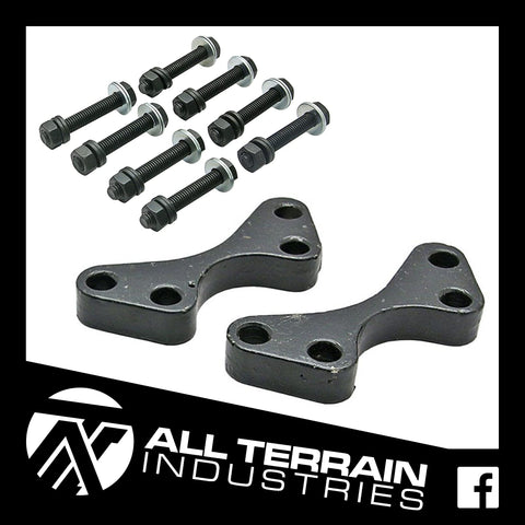 ATI 16MM BALL JOINT SPACERS - HOLDEN COLORADO/ISUZU DMAX & MUX 2012-CURRENT