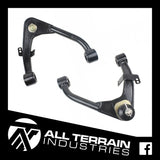 ATI ADJUSTABLE UPPER CONTROL ARM KIT - HOLDEN COLORADO/ISUZU DMAX & MUX 2017-CURRENT