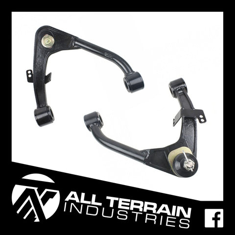 ***PREORDER*** ATI ADJUSTABLE UPPER CONTROL ARM KIT - HOLDEN COLORADO 2017-CURRENT