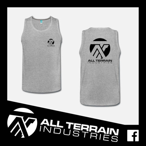 ATI 'DAY ONE' TANK - GREY