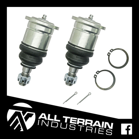 ATI EXTENDED UPPER BALL JOINTS - TOYOTA HILUX 2005-CURRENT