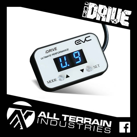 iDRIVE THROTTLE CONTROLLER - TOYOTA N80 HILUX, FORTUNER, 200/76/78/79 SERIES LANDCRUISER, 150 PRADO