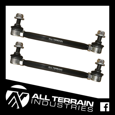 ATI ADJUSTABLE REAR SWAY BAR LINKS - NISSAN NAVARA D23 NP300 MERCEDES-BENZ X-CLASS 2015-CURRENT