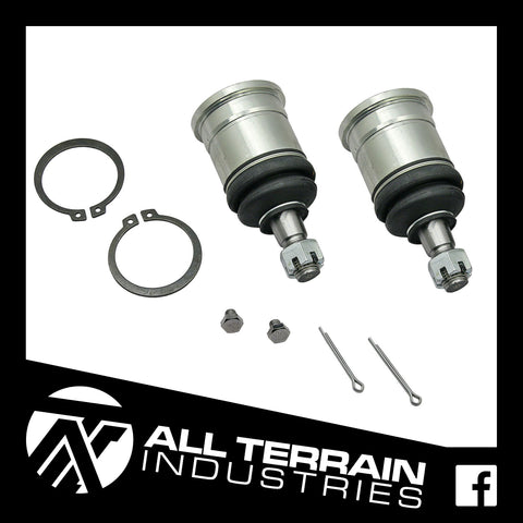 ATI EXTENDED UPPER BALL JOINTS - NISSAN NAVARA D40 2005-2014