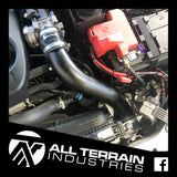 ***PREORDER*** ATI INTERCOOLER HARD PIPE UPGRADE - BLACK - FORD RANGER/MAZDA BT50 3.2L 2011-CURRENT