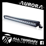 "AURORA 20"" SINGLE ROW LED LIGHT BAR"