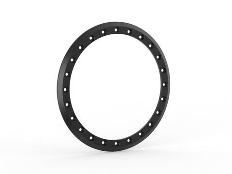 ATI FORGED ALLOY SIMULATED BEADLOCK RING - BLACK