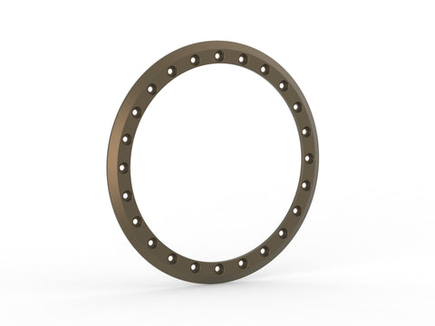 ATI FORGED ALLOY SIMULATED BEADLOCK RING - BRONZE