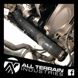 ATI SILICONE HOT SIDE INTERCOOLER HOSE UPGRADE - FORD RANGER/MAZDA BT50 3.2L 2011-CURRENT